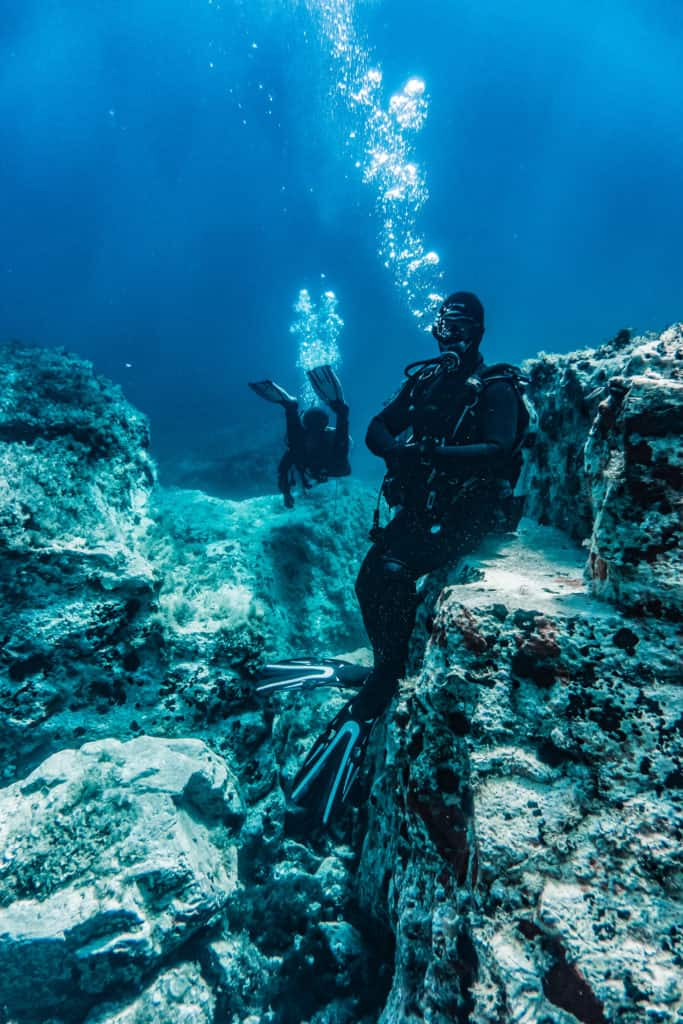 buoyancy controlling tips for scuba diving